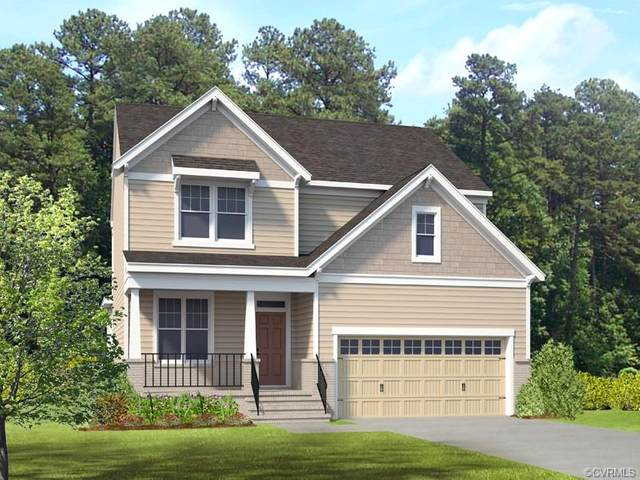 11074 Little Five Loop, Glen Allen, VA 23059 (MLS #2005051) :: The RVA Group Realty