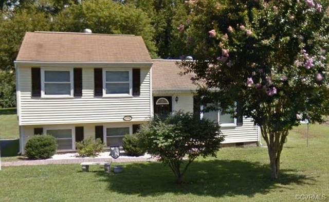 6396 Tammy Lane, Mechanicsville, VA 23111 (MLS #2005055) :: EXIT First Realty