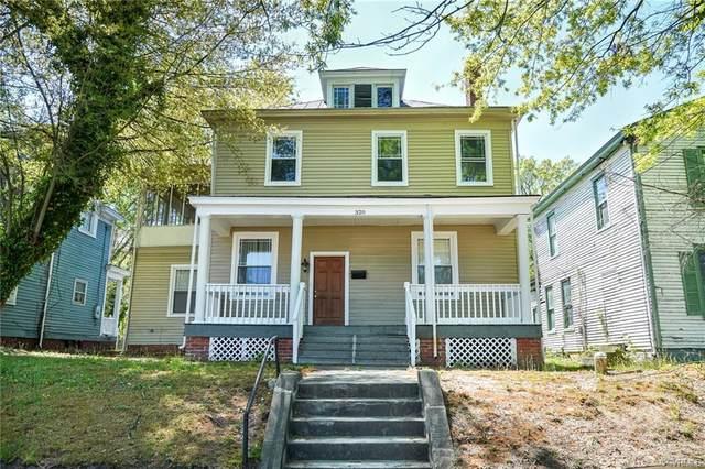 320 Saint Andrew Street, Petersburg, VA 23803 (MLS #2005100) :: Small & Associates
