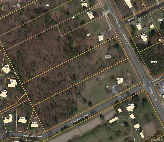 14006 Harrowgate Road, Chester, VA 23831 (MLS #2005113) :: The Redux Group