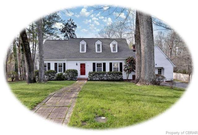 105 Richards Road, Williamsburg, VA 23188 (MLS #2005136) :: EXIT First Realty
