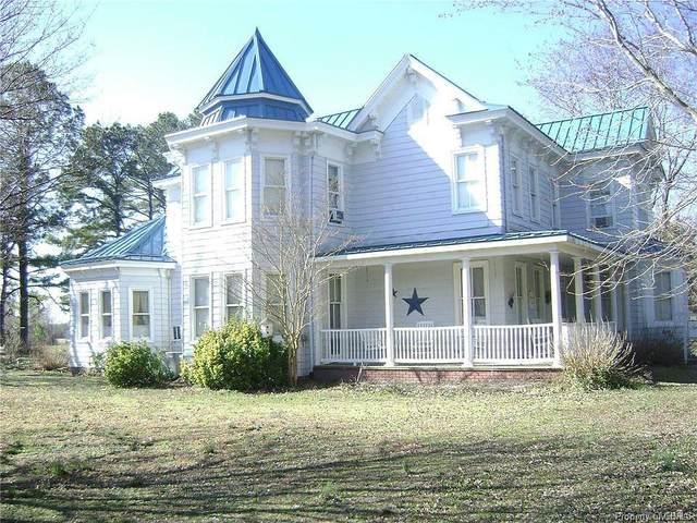 1049 Centerville Road, Shacklefords, VA 23156 (#2005140) :: Abbitt Realty Co.