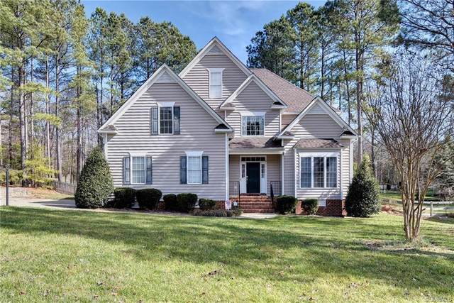 4415 Wigeon Drive, Providence Forge, VA 23140 (MLS #2005151) :: The RVA Group Realty