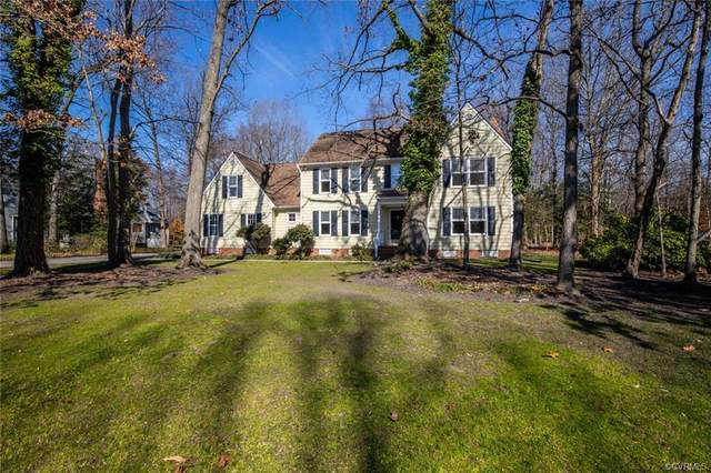 605 Rivers Bend Circle, Chesterfield, VA 23836 (MLS #2005155) :: The Redux Group