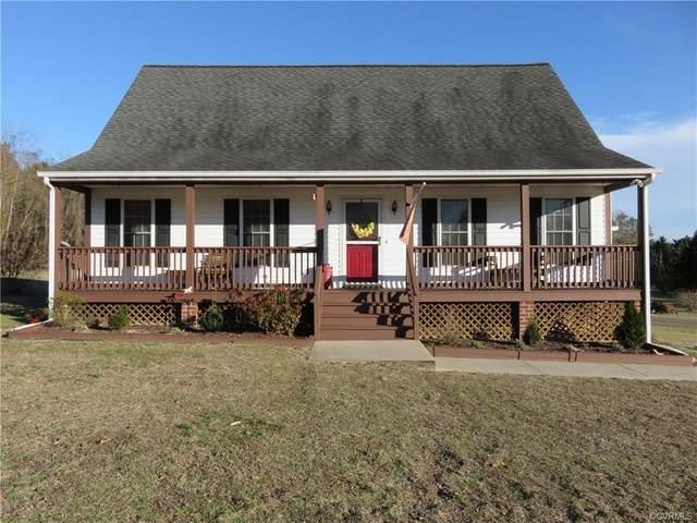 144 Hazelwood Road, Aylett, VA 23009 (#2005160) :: Abbitt Realty Co.