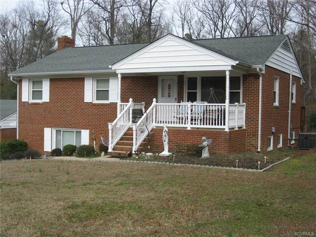 7246 Lee Davis Road, Mechanicsville, VA 23111 (MLS #2005191) :: EXIT First Realty