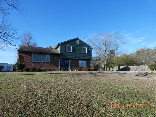 20230 Loyal Avenue, South Chesterfield, VA 23803 (MLS #2005203) :: The RVA Group Realty