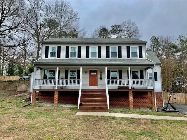 8298 Soft Wind Drive, Mechanicsville, VA 23111 (MLS #2005219) :: EXIT First Realty