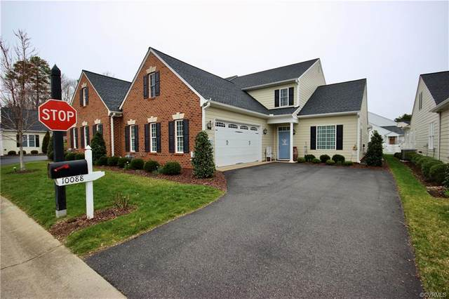 10088 Forrest Patch Drive, Mechanicsville, VA 23116 (MLS #2005220) :: EXIT First Realty