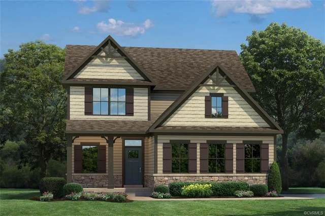 4775 Hepler Ridge Way, Glen Allen, VA 23059 (MLS #2005236) :: The RVA Group Realty