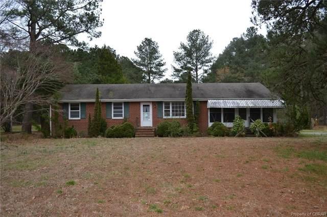 11172 Buckley Hall Road, Mathews, VA 23109 (#2005265) :: Abbitt Realty Co.