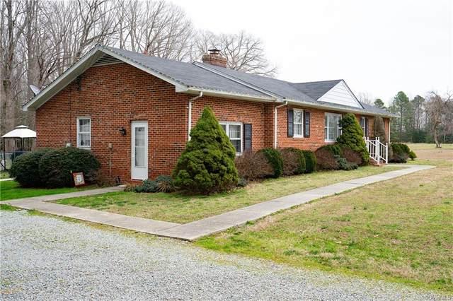 4203 Acquinton Church Road, King William, VA 23086 (#2005432) :: Abbitt Realty Co.