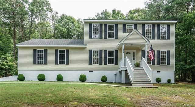 149 Bay Hill Road, Gordonsville, VA 22942 (#2005477) :: Abbitt Realty Co.