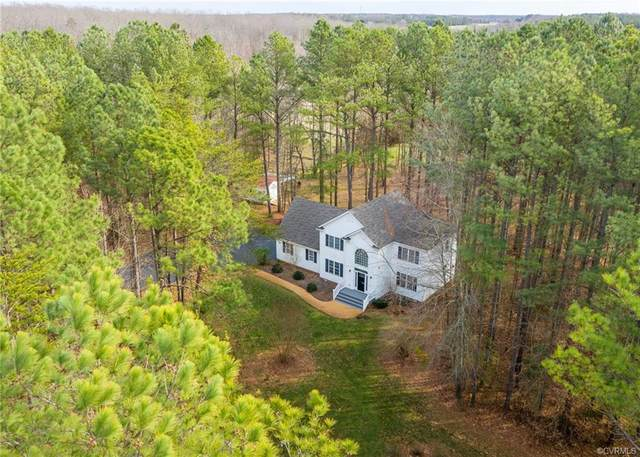 1646 Wilwood Shores Drive, Powhatan, VA 23139 (MLS #2005554) :: The RVA Group Realty