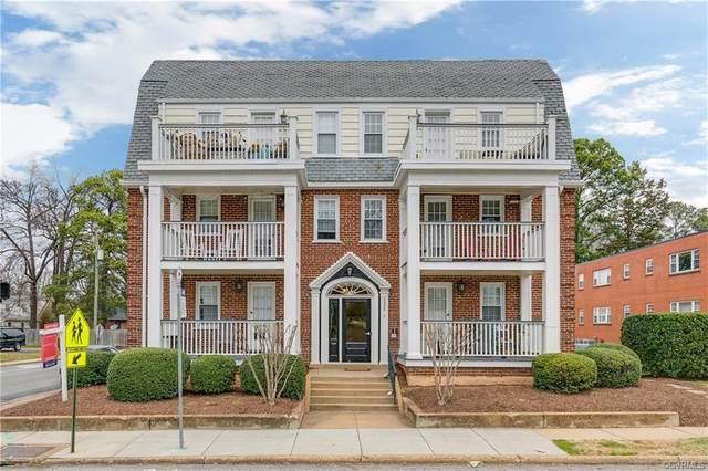 4524 Grove Avenue #6, Richmond, VA 23221 (MLS #2005566) :: The RVA Group Realty