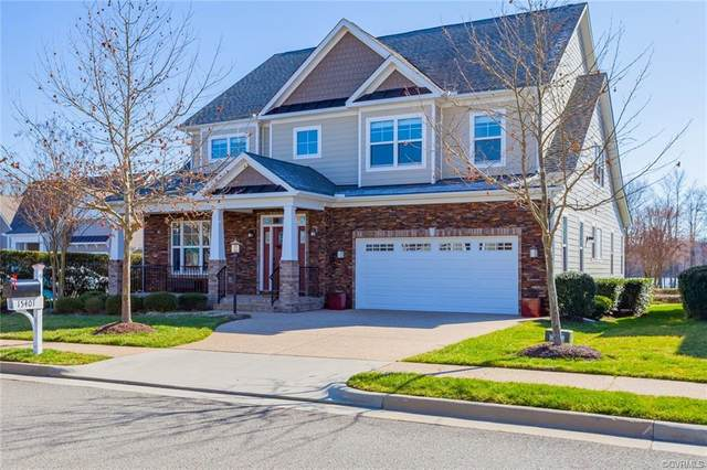 15401 Heron Pointe Way, Chesterfield, VA 23120 (MLS #2005595) :: EXIT First Realty