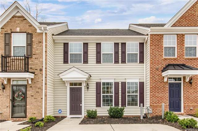5109 Weatherby Drive, Chester, VA 23831 (MLS #2005661) :: Small & Associates