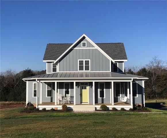 3017 Swann's Inn Crescent, Goochland, VA 23063 (MLS #2005670) :: Small & Associates
