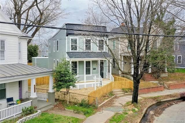 1002 N 35th Street, Richmond, VA 23223 (MLS #2005769) :: Small & Associates