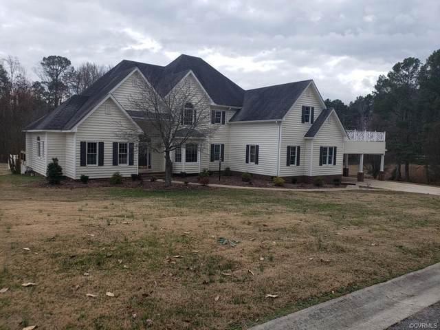 110 Green Drive, Blackstone, VA 23824 (MLS #2005770) :: Small & Associates