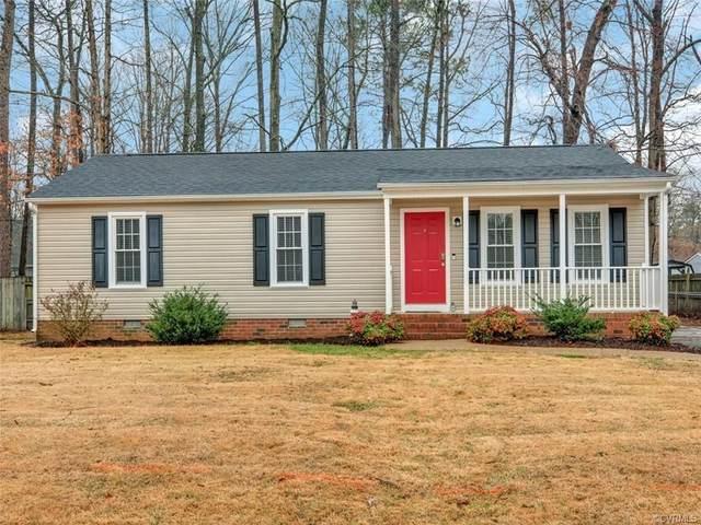 6137 Omo Road, Chesterfield, VA 23234 (MLS #2005845) :: Small & Associates