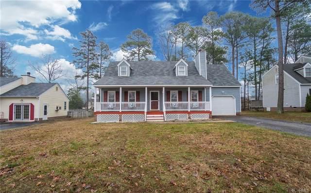 7217 Pineleaf Drive, Chesterfield, VA 23234 (MLS #2005846) :: Small & Associates