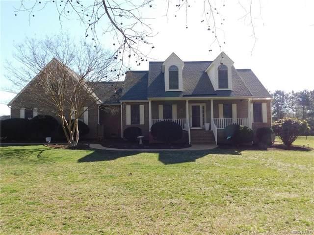 1437 Palmore Road, Powhatan, VA 23139 (MLS #2005851) :: The RVA Group Realty