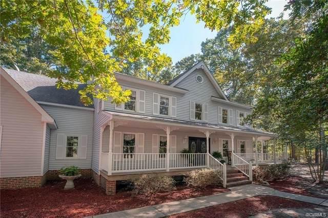 1747 Fox Downs Lane, Oilville, VA 23129 (MLS #2005860) :: Small & Associates