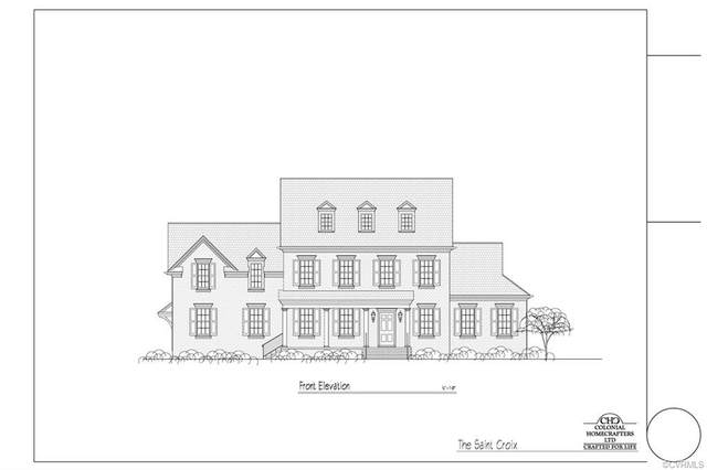 9918 Eildonway Place, Henrico, VA 23238 (MLS #2005935) :: The RVA Group Realty