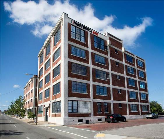 201 Hull Street #51, Richmond, VA 23224 (MLS #2005943) :: Small & Associates