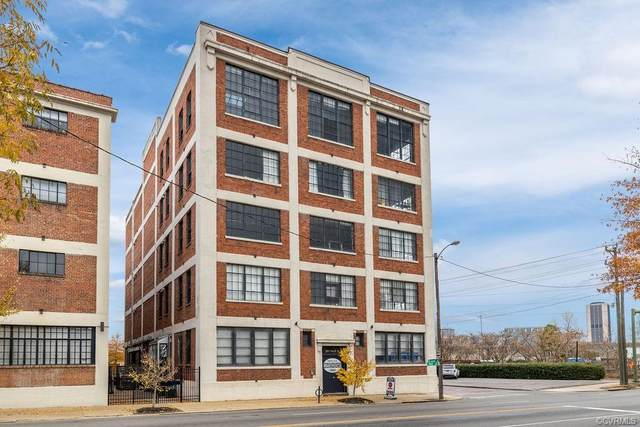 201 Hull Street #44, Richmond, VA 23224 (MLS #2005951) :: Small & Associates