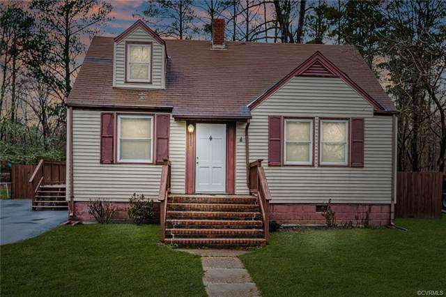 4810 Caldwell Avenue, Chesterfield, VA 23234 (MLS #2006008) :: Small & Associates