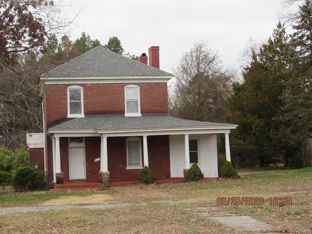 508 Nottoway Avenue, Blackstone, VA 23824 (MLS #2006015) :: Small & Associates