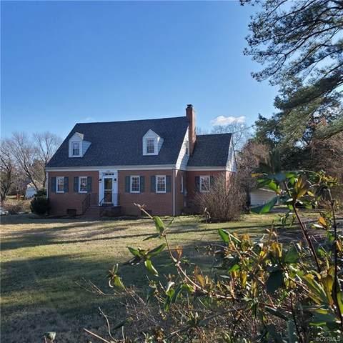 2998 W River Road, Goochland, VA 23063 (MLS #2006016) :: Small & Associates