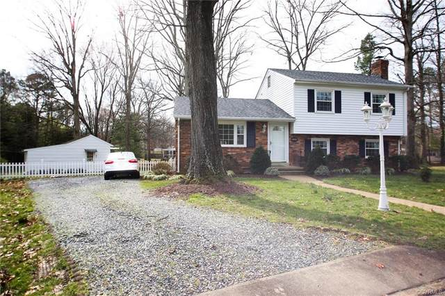 10301 Edgebrook Court, Chesterfield, VA 23235 (MLS #2006023) :: The RVA Group Realty