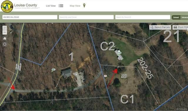 456 Red Hill Road, Louisa, VA 22942 (MLS #2006041) :: Small & Associates