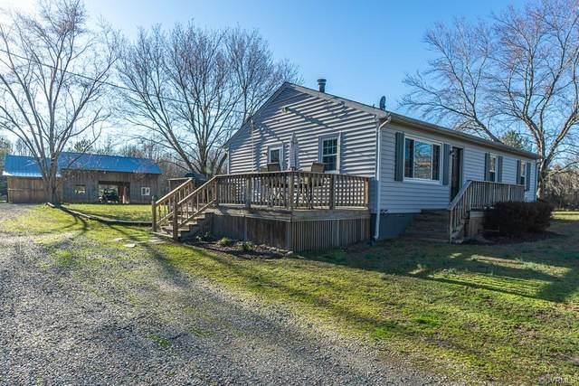 6561 Blenheim Road, Powhatan, VA 23139 (MLS #2006045) :: The RVA Group Realty