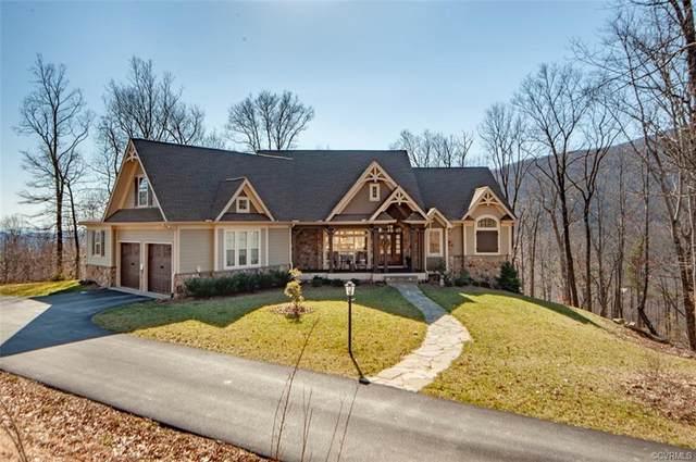 458 Pocosan Mountain Road, Stanardsville, VA 22973 (MLS #2006058) :: Small & Associates