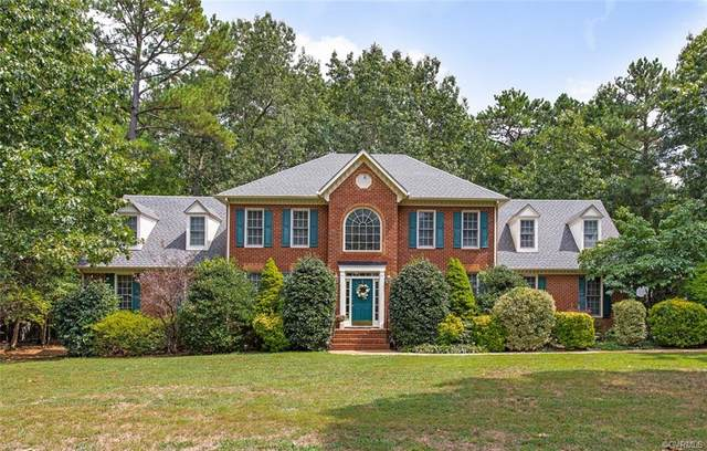 11219 Walkmill Reach Trail, Chesterfield, VA 23832 (MLS #2006066) :: The RVA Group Realty