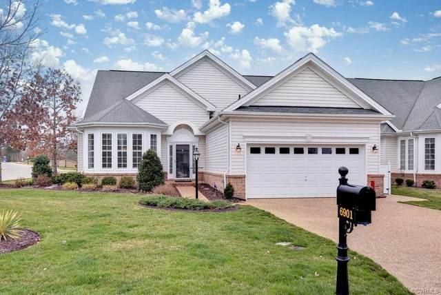 6901 Vernon Hall, Williamsburg, VA 23188 (MLS #2006085) :: Small & Associates