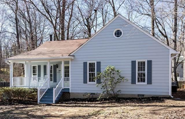 1430 Lockett Ridge Road, Chesterfield, VA 23114 (MLS #2006164) :: The RVA Group Realty