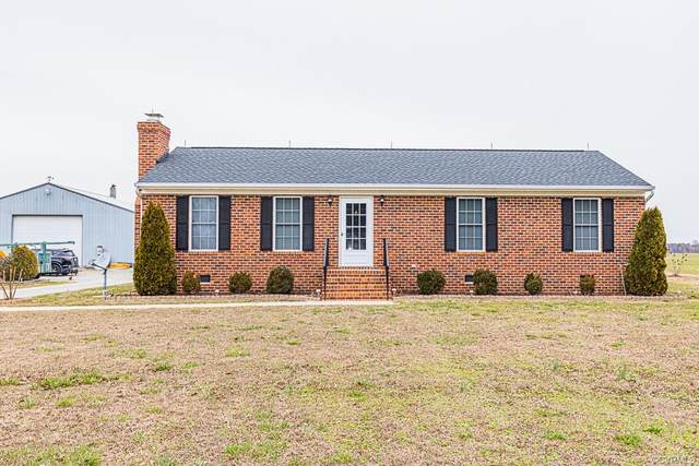 378 Dewsville Road, King & Queen, VA 23126 (MLS #2006180) :: Small & Associates