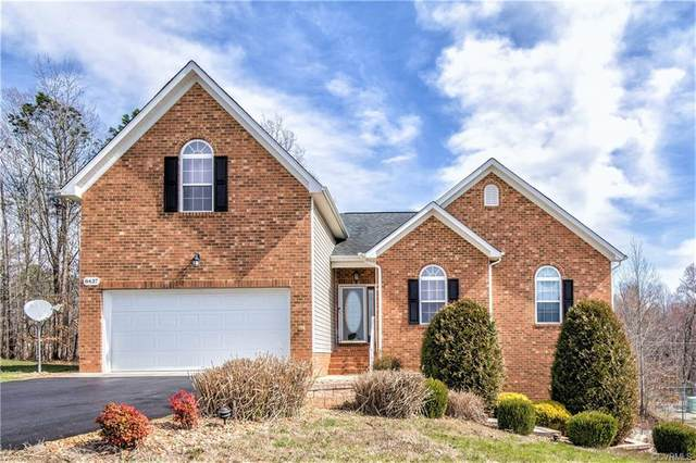 8437 Jordan Heights Lane, Dinwiddie, VA 23803 (MLS #2006240) :: Small & Associates