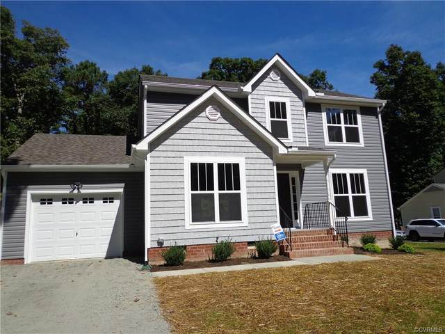 7117 Carriage Pines Dr, Chesterfield, VA 23235 (MLS #2006248) :: The RVA Group Realty