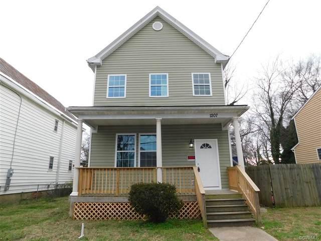 1207 Highland View Avenue, Richmond, VA 23222 (MLS #2006266) :: Small & Associates