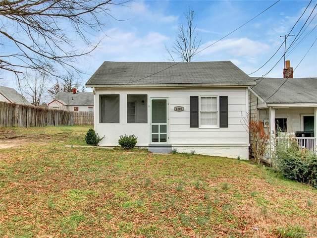 1207 Pine Avenue, Hopewell, VA 23860 (#2006301) :: Abbitt Realty Co.