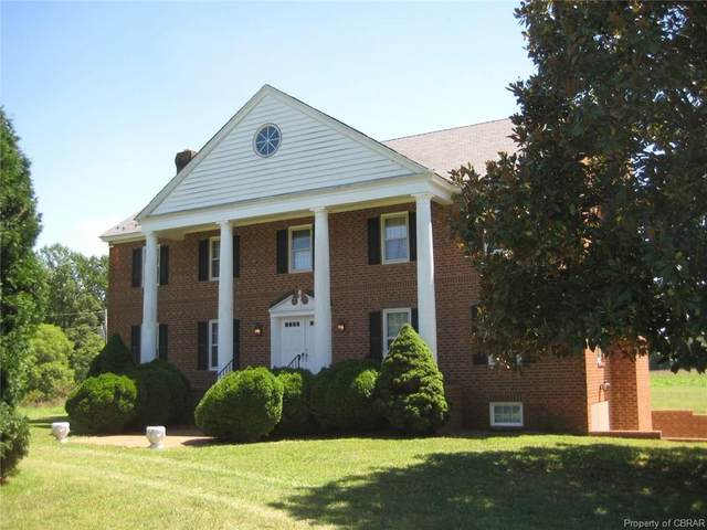 12800 Clementown Road, Amelia Courthouse, VA 23002 (MLS #2006405) :: EXIT First Realty