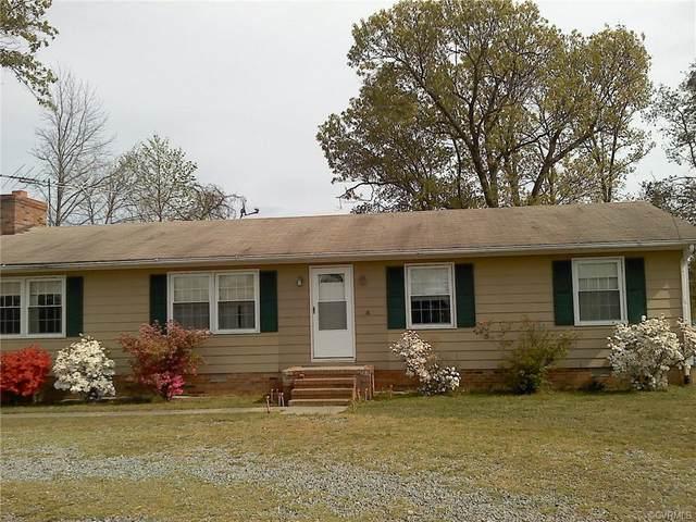1199 Sunnyside Road, Tappahannock, VA 22560 (MLS #2006859) :: Small & Associates