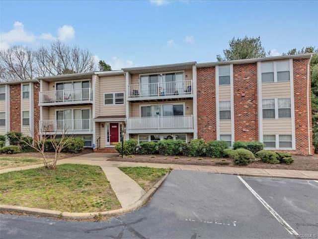8406 Donovan Court #401, Richmond, VA 23228 (MLS #2006877) :: Small & Associates