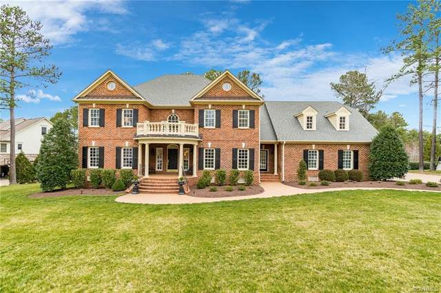 2436 Founders Bridge Road, Midlothian, VA 23113 (MLS #2006987) :: The Redux Group